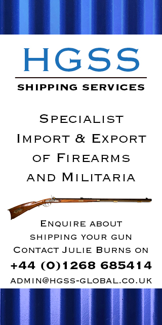 Vintage Gun Journal category advertiser: HGSS Shipping Services