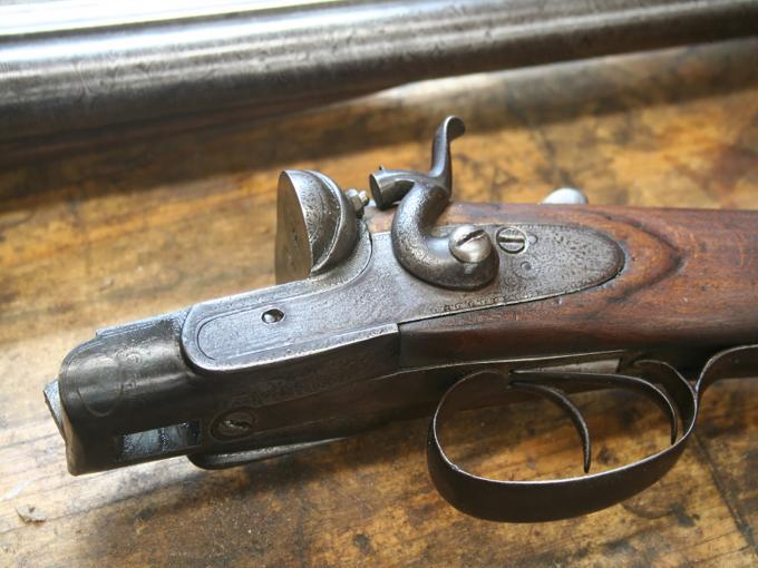 Grandfather's Old Gun