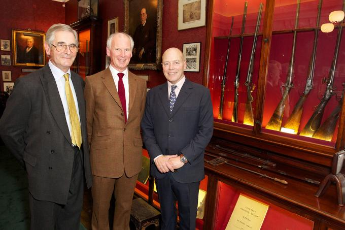 James Horne Leaves Purdey
