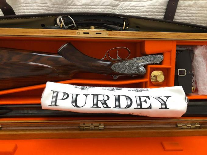 Inside your Purdey. Part 3