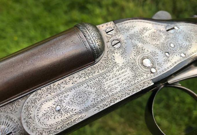 Robertson's 'Royal' Sidelock