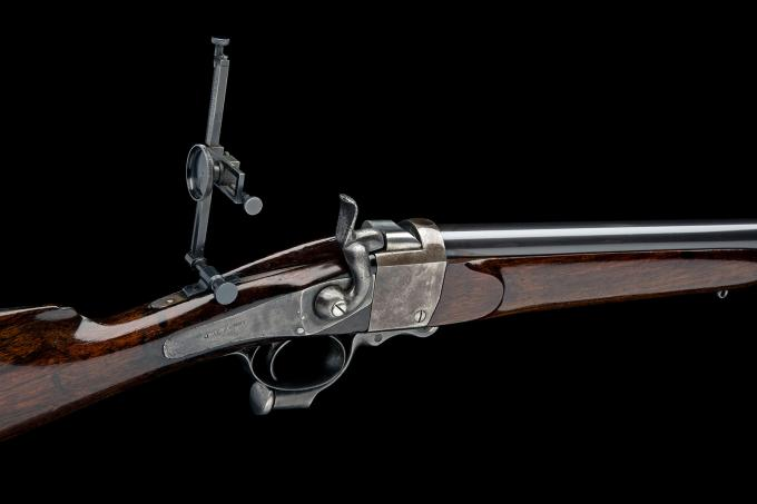 The Alex Henry Sealing Rifle