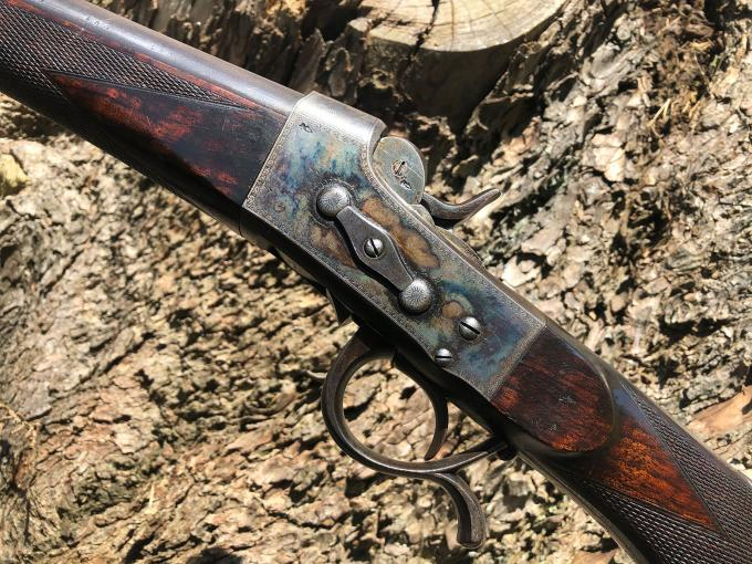 Army & Navy Rolling Block Rifle