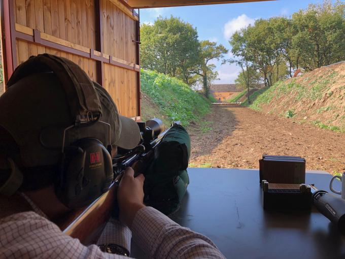 West London Shooting School re-opens