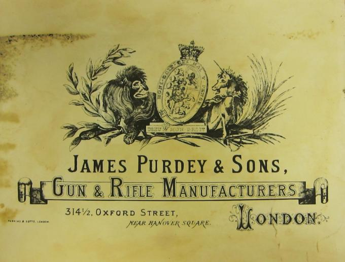 A Brief History of Purdey