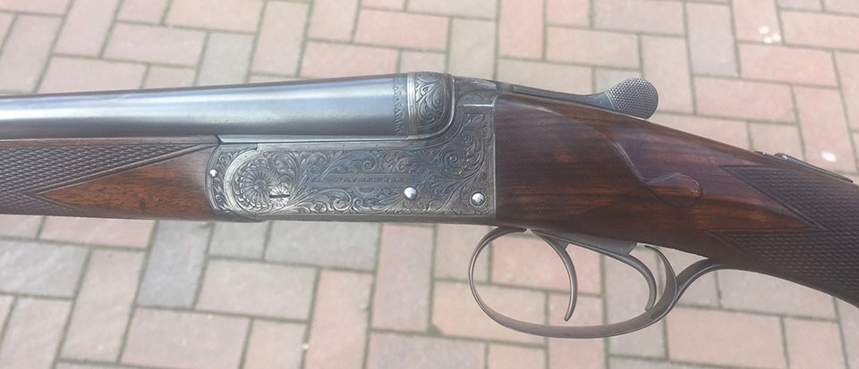 .410 game guns, like this Watson, remain very popular with collectors.