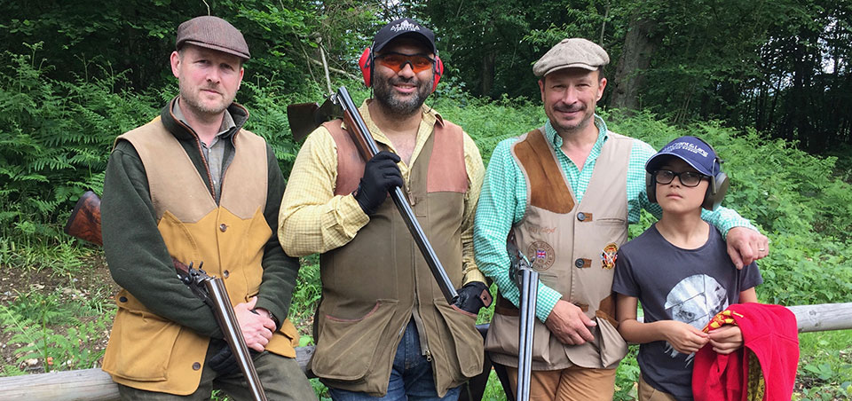 Vintage and modern guns are equally suited to clay and game shooting.